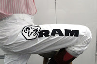 2011 Ram Logo 28 New Ram Brand gets Dodges Horns Logo Dodge Adopts SRT Like Twin Red Slash Photos