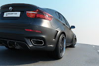 BMW X6 Interceptor 5 Russias Met R Creates the BMW X6 Interceptor Photos