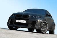 BMW X6 Interceptor 3 Russias Met R Creates the BMW X6 Interceptor Photos