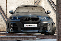 BMW X6 Interceptor 6 Russias Met R Creates the BMW X6 Interceptor Photos