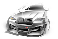 BMW X6 Interceptor 17 Russias Met R Creates the BMW X6 Interceptor Photos