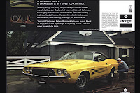 1972+Dodge+Challenger+Rallye+Ad 1 Dodge Challenger 40 Years in Pictures Photos