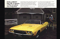 1972+Dodge+Challenger+Rallye+Ad Dodge Challenger 40 Years in Pictures Photos