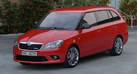 Skoda Fabia vRS 1 Skoda Launches Spicy Fabia vRS Models in the UK Photos