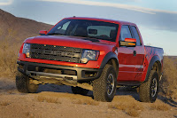 Ford F 150 Raptor SVT 39 Ford Receives Over 3,000 Orders for 411HP F 150 Raptor 6.2 Photos