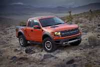 Ford F 150 Raptor SVT 33 Ford Receives Over 3,000 Orders for 411HP F 150 Raptor 6.2 Photos