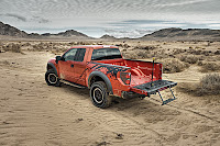 Ford F 150 Raptor SVT 1 Ford Receives Over 3,000 Orders for 411HP F 150 Raptor 6.2 Photos
