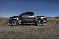 Ford F 150 Raptor SVT 2 Ford Receives Over 3,000 Orders for 411HP F 150 Raptor 6.2 Photos