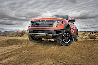 Ford F 150 Raptor SVT 13 Ford Receives Over 3,000 Orders for 411HP F 150 Raptor 6.2 Photos