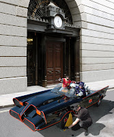 1966 Batmobile Replica 8 1966 Batmobile Replica Comes Under the Hammer at Auction Photos
