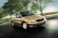 Ford Windstar Minivan 4 Ford Windstar Axles Breaking NHTSA Investigates photos