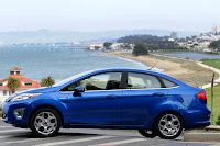 2011 Ford Fiesta 4 New Ford Fiesta Rated at 40mpg Highway and 29mpg City See How it Compares with its Rivals Photos