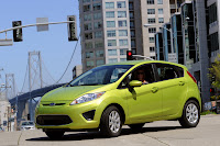2011 Ford Fiesta 6 New Ford Fiesta Rated at 40mpg Highway and 29mpg City See How it Compares with its Rivals Photos
