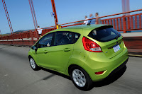 2011 Ford Fiesta 9 New Ford Fiesta Rated at 40mpg Highway and 29mpg City See How it Compares with its Rivals Photos