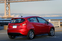2011 Ford Fiesta 14 New Ford Fiesta Rated at 40mpg Highway and 29mpg City See How it Compares with its Rivals Photos