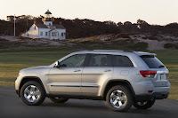 2011 Jeep Grand Cherokee 8 Jeep Releases New Photos and Video of 2011 Grand Cherokee Photos Videos