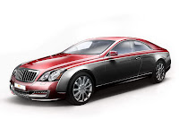 Maybach 57S Coupe Xenatec 1 Maybach Coupe 57S Official Pictures of Limited Production Special by Xenatec Photos
