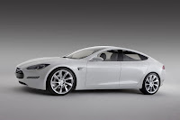 Tesla Model S 1 Tesla Partners Up with Toyota to Develop EVs Acquires NUMMI Plant Photos