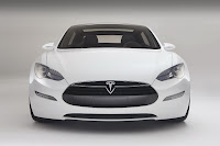 Tesla Model S 3 Tesla Partners Up with Toyota to Develop EVs Acquires NUMMI Plant Photos