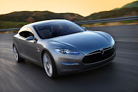Tesla Model S 10 Tesla Partners Up with Toyota to Develop EVs Acquires NUMMI Plant Photos