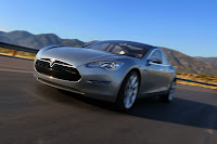 Tesla Model S 15 Tesla Partners Up with Toyota to Develop EVs Acquires NUMMI Plant Photos