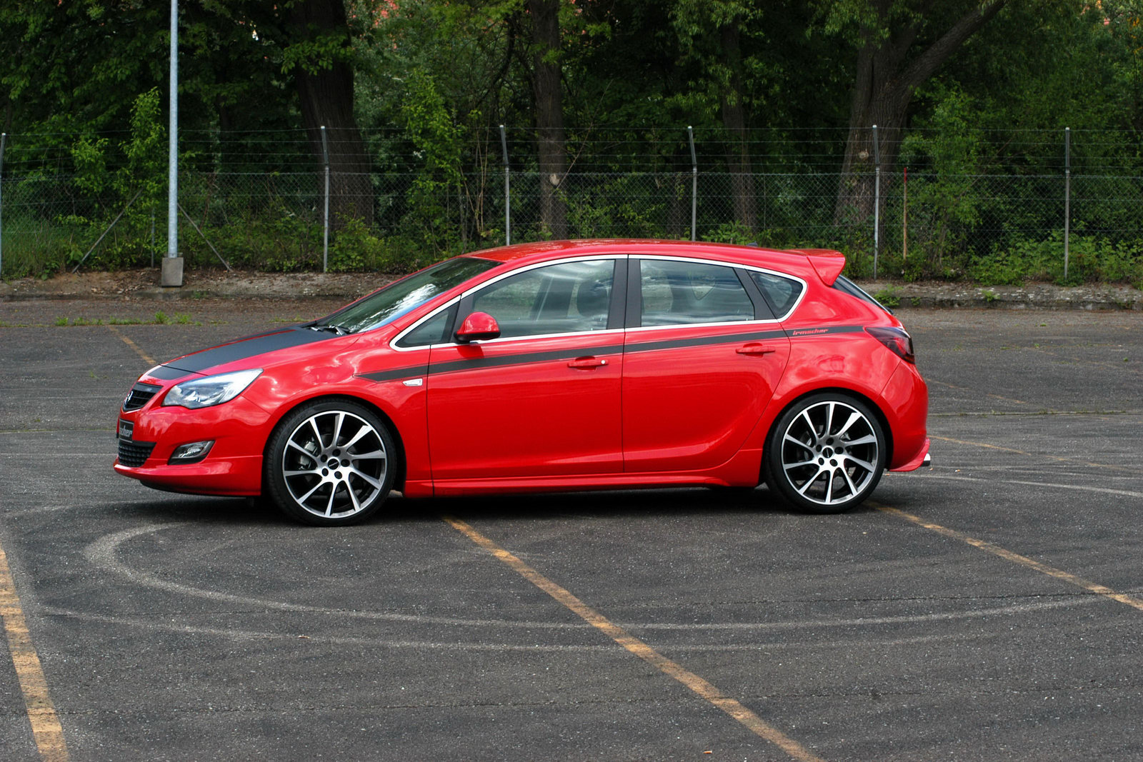 Irmscher Opel Astra I1600 With Upgraded 200HP 16 liter