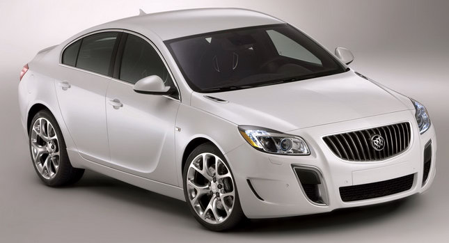 2011 Buick Regal GS 001 The Buick GS is Back Regal Performance Model Green Lit Photos Videos