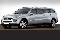 Mercedes Benz GL Limousine Xenatec Shows Off its Dream Cars Bentley SUV BMW 6 Series Sedan and More Photos