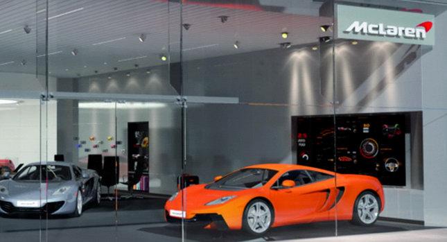McLaren Mp4 12C 001 McLaren Reveals First Dealer Locations in 35 Cities Around the World Photos