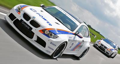 BMW M3 Tornado CS 2010