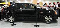 Mahoning Cadillac SRX Sedan 4 Cadillac SRX Crossover Sedan by Mahoning Redefines Elegance Photos