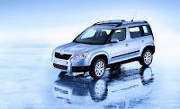 Skoda Yeti SUV 9 Skodas Yeti Compact SUV with 4x4 finally revealed