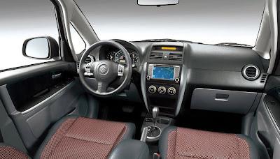 2010 Suzuki SX4 12 2010 Suzuki SX4 and SX4 Sedan Facelift Revealed in China