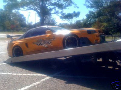 Nissan Skyline GT R Replica Built on Acura Legend