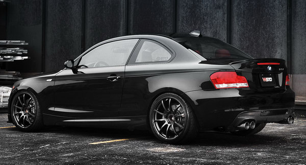 We first showed you WSTO's BMW 135i Coupe project car back in September.
