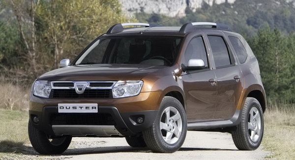 new dacia duster 4x4 the modern day lada niva. Black Bedroom Furniture Sets. Home Design Ideas