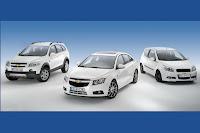 Chevrolet Special Editions 4 Chevrolet Europe Presents Special Edition Cruze Irmscher Aveo Sport and Captiva Family Photos