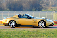 Ferrari P540 Superfast Aptera 1 Ferrari Officially Reveals One Off P540 Superfast Aperta for American Client   photo gallery