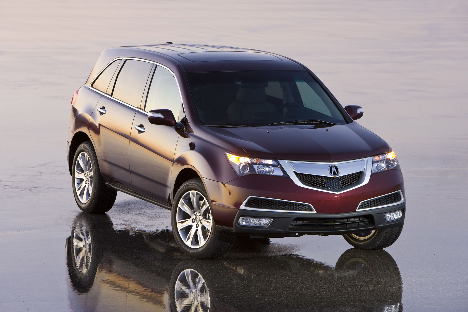 2010 Acura MDX 1 Mildly Facelifted 2010 Acura MDX Priced from $43,040 in the States