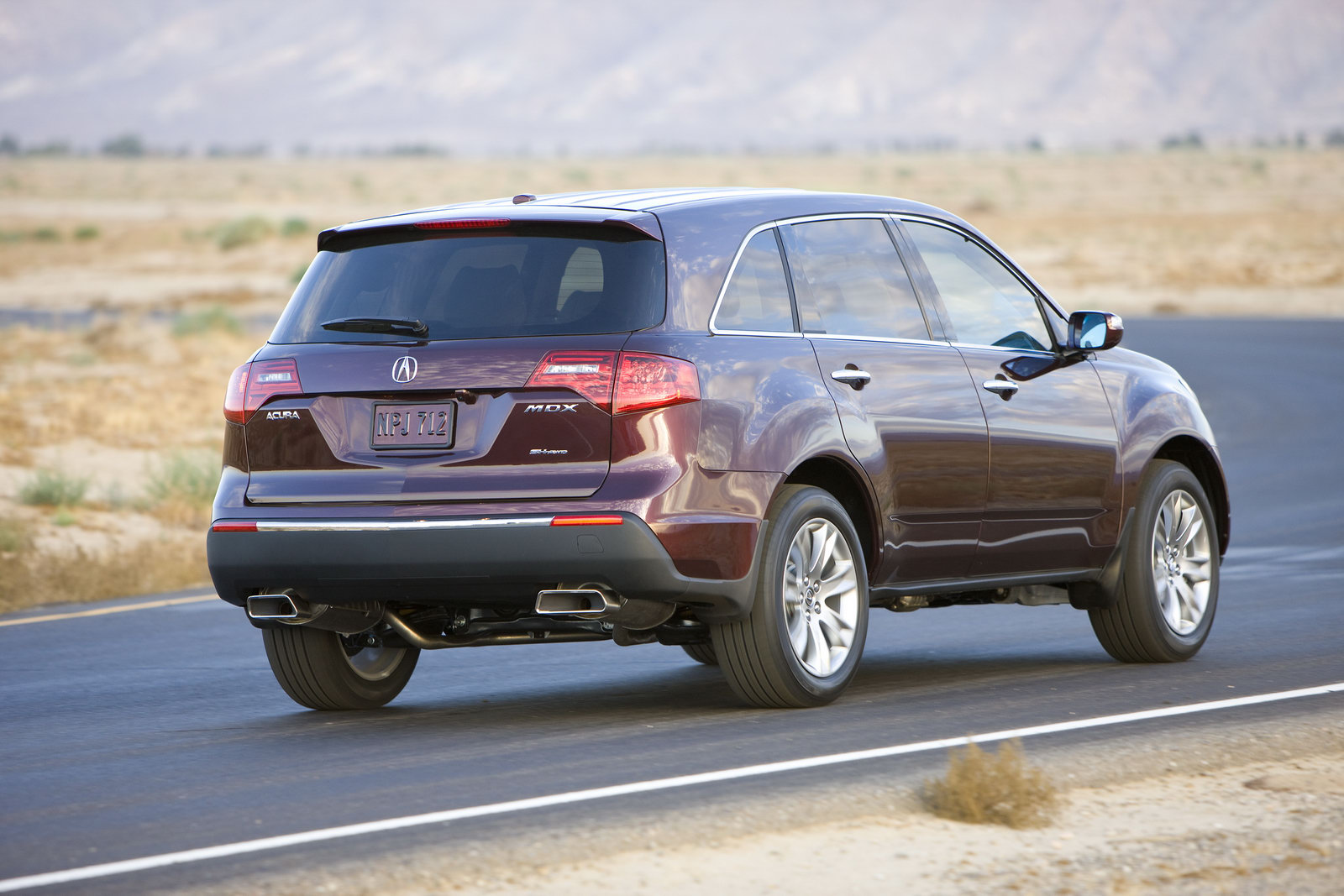 2010 Acura MDX 17 Mildly Facelifted 2010 Acura MDX Priced from $43,040 in the States