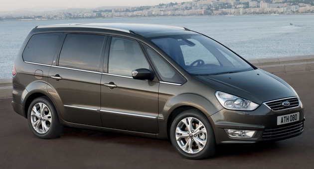 2010 Ford Galaxy Mpv Facelift Gets New 2 0 Liter Ecoboost Turbo Petrol With 203hp