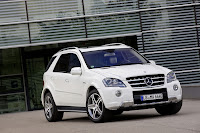 2011 Mercedes ML63 AMG 6 2011 Mercedes Benz ML63 AMG Receives Minor Cosmetic Updates   Photos