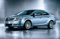 2011 Buick Excelle GT 2 New Buick Excelle GT Debuts in China U.S. Version to Follow Photos