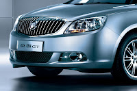 2011 Buick Excelle GT 5 New Buick Excelle GT Debuts in China U.S. Version to Follow Photos
