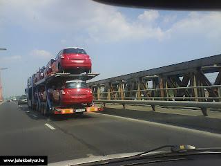 2011 Suzuki Swift 2 2011 Suzuki Swift Spied Uncovered on Car Hauler Photos
