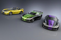Dodge Creates 50 Special Edition Vipers for VIP Dealers   Photos