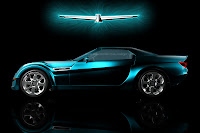 Designer Revives Ford Thunderbird with Hardtop Roadster Concept Photos