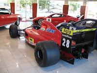 1991 Ferrari F1 Racer 9 Dealer Selling Jean Alesis Ferrari F1 Scuderia Tipo 642 Racer Photos Videos