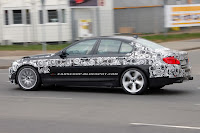 2011 BMW M5 3 SPIED 2011 BMW M5 Super Saloon Sheds More Camouflage Photos