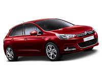 2011 Citroen C4 1 New Citroën C4 Breaks Cover First Official Pictures of Focus Fighter Photos